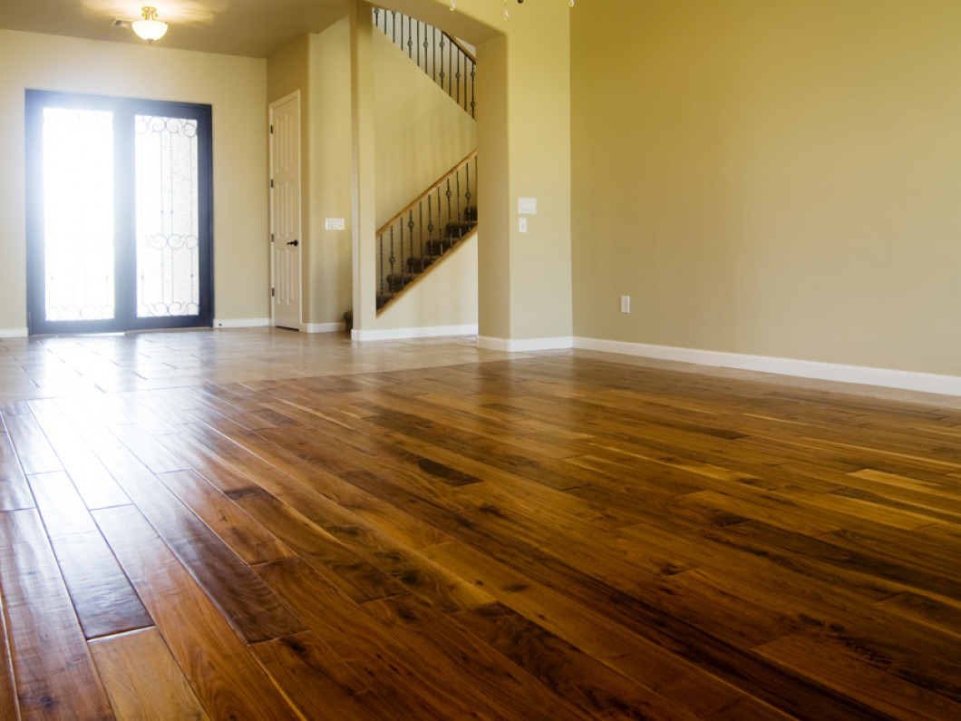 We'll help you keep your floors looking their best